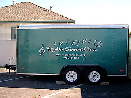 Bay Area Showcae Chorus trailer